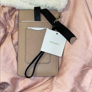 kate spade phone/wallet holder